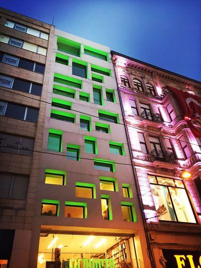 Architecture Diversity Ecclectic