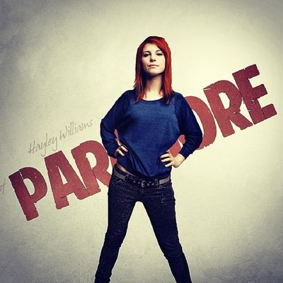 I love her! So what? Hayley william Paramore