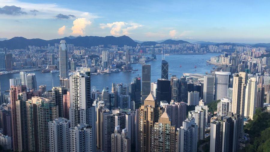 HK Top View