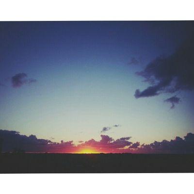 Просроченный закат вчера Закат