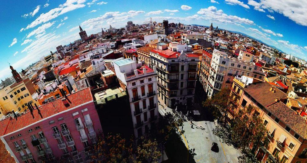 Valencia, Spain Torres De Serrano