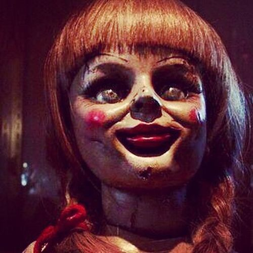 Annabelle, Creepy ?