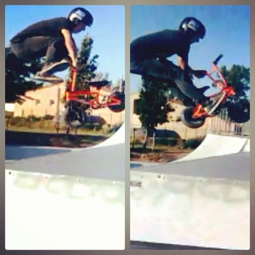 Talwhip ET Bus Driver an max rider 360 osi frenche session mini bmx