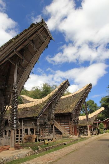 Katekesu Toraja village in South Sulawesi , Indonesia Photography By @jgawibowo Shot By @jgawibowo Arif Wibowo Photoworks Property Of Arif Wibowo Landscape Heritage Travel Photography Tana Toraja, Sulawesi Katekesu Traditional Traditional Architecture Indonesia Traditional Cloud - Sky Travel Destinations Sky Architecture Business Finance And Industry Day Outdoors