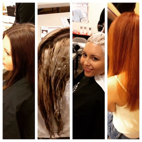 Best color class I've been to in a bit. I saw a lot.Learned a lot. Meet many of good people. Thank you for helping me to spend my Sunday learning. Hairbypasquale ItalyHairFashion SundayFunday Haireducation Haircolor Before/After BeautifulBrunette CopperPerfection picstitch Copperhaircolor Brunettetocopper healthyhair