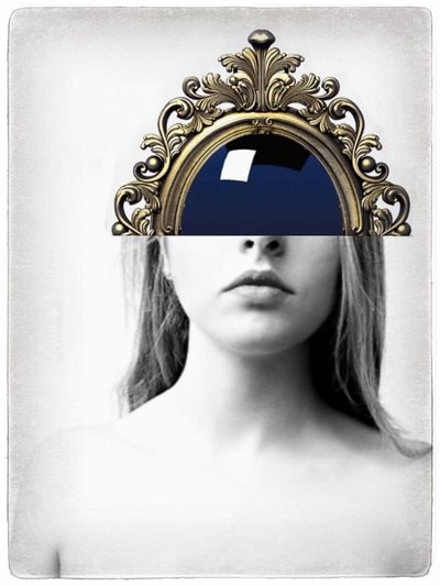 Photographic Approximation Exploring The Subconscient Facial Experiments Surrealism Mirror Of The Ethos