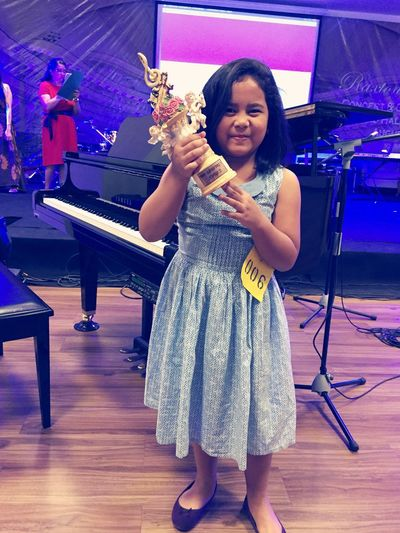 I'm the champion Concert And Competition Independence Day Tujuhbelas Agustus Spazio Hall Soerabaia