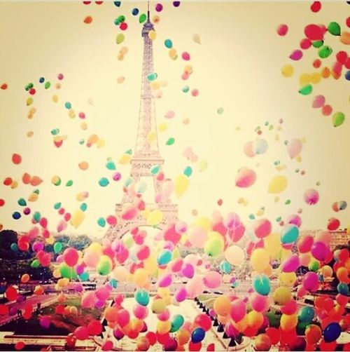 Paris. Where my heart belongs.  i dont own this photo
