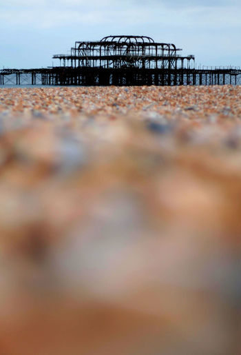 Untitled EyeEm Selects Brighton Pier Brighton Beach Brighton Uk Outdoors Day No People Sky Pier Pebble Beach Pebbles And Stones Pebblebeach Pebbles Pebbles Beach Beach Brighton, England Brighton Seafront Brightonbeach Brightonpier EyeEmNewHere DeeArt Canon Untitled Untitled Photography Minimalist Photography