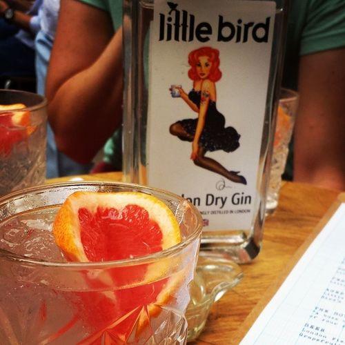 GIN Littlebird Maltbymarket