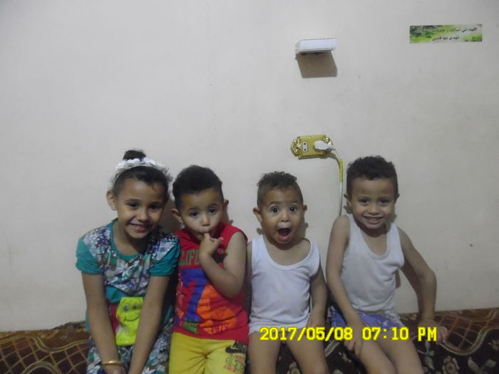 Child Girls Childhood Children Only Portrait People Friendship Fun Happiness Leisure Activity Front View Boys Looking At Camera Enjoyment Smiling Lifestyles Togetherness Day Group Of People Outdoors Family My Pics My Pics Family Baby Close-up العصابه my family mafia