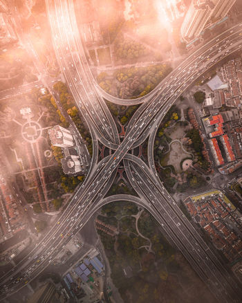 Hazy. Drone  Dronephotography Aerial Aerial View Infastructure Urbanandstreet Dji Fromwhereidrone Aerial Shot China Helicopter Sunrise_sunsets_aroundworld Sunrise Drone  Aerial Photography Pixelated Pattern Close-up The Traveler - 2018 EyeEm Awards