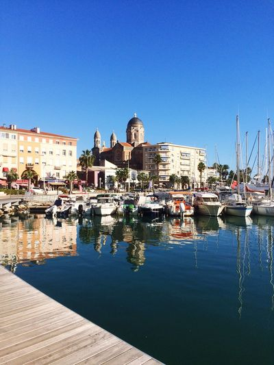 Saint Raphael Summer Port