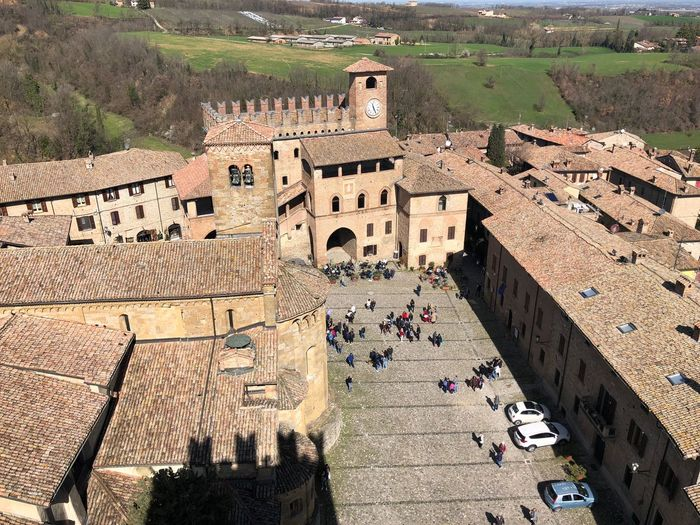 Architecture Built Structure High Angle View History Sunlight Building Exterior The Past Day Nature Ancient Tourism Group Of People Travel Destinations Crowd Large Group Of People Incidental People Old Ruin Travel Real People Building