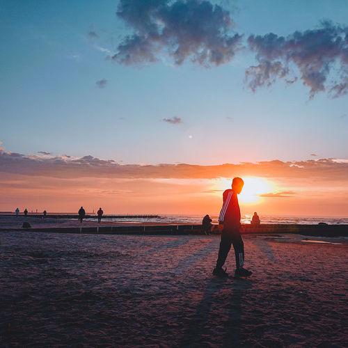 Sunset Sky Real