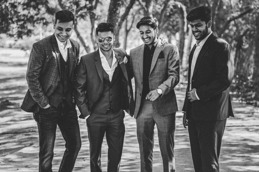 Suit and boot Group Of People Men People Adult Togetherness Young Men Young Adult Day Front View Business Person Suit Lifestyles Friendship Business Real People Coworker Standing Well-dressed Clothing Males  Human Connection Moments Of Happiness 2018 In One Photograph