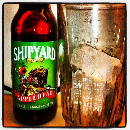 Tried something #new this weekend. #Pumpkinhead is much better. #shipyard #brewing #maine #applehead #apple #ale #madeinmaine #beer #drink #holiday #weekend #easter #home #york #yorkmaine Ale Maine Brewing Shipyard York 10likes Pumpkinhead Applehead Beer Madeinmaine Weekend Yorkmaine Home Drink Holiday Apple New Easter