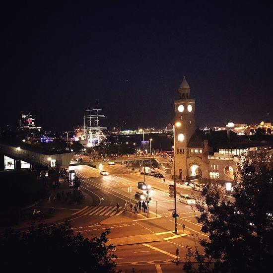Hamburg Night
