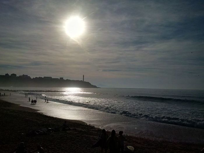 Indiansummer BasqueCountry Anglet France Nouvelle Aquitaine Without Filters Mobilephotography