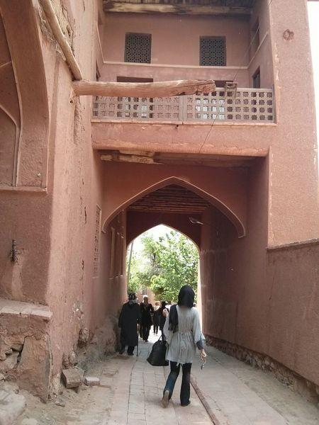 Abyane village in Kashan-Iran Traveling
