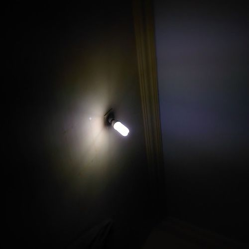 Lights HDR Darkness Yuphoria Nighttime Night Cfl Glow