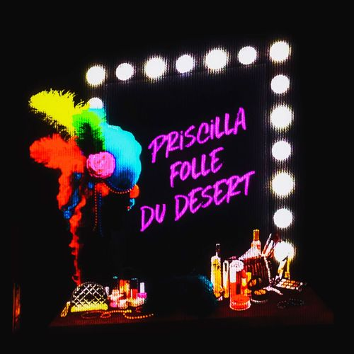 Night Celebration Text Illuminated Nightlife Multi Colored No People Communication Food And Drink Priscilla Queen Of The Desert Show Comédiemusical Casinodeparis Spectacle Paris