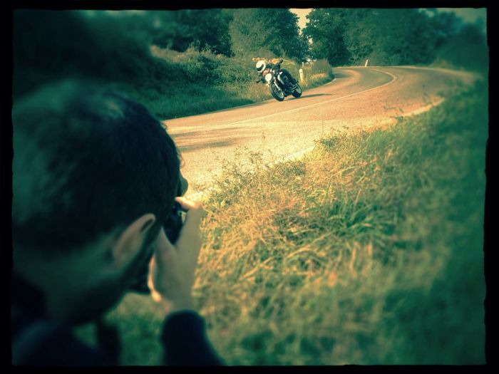 Working Motorcycles Mv Brutale Taking Photos