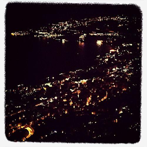 Lebanon Jounieh By Night Jounieh Amazing View ❤️