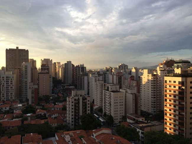 SAO PAULO BRAZIL Architecture Building Exterior Built Structure City Cityscape Cloud - Sky Day Modern No People Outdoors Sky Skyscraper Tall