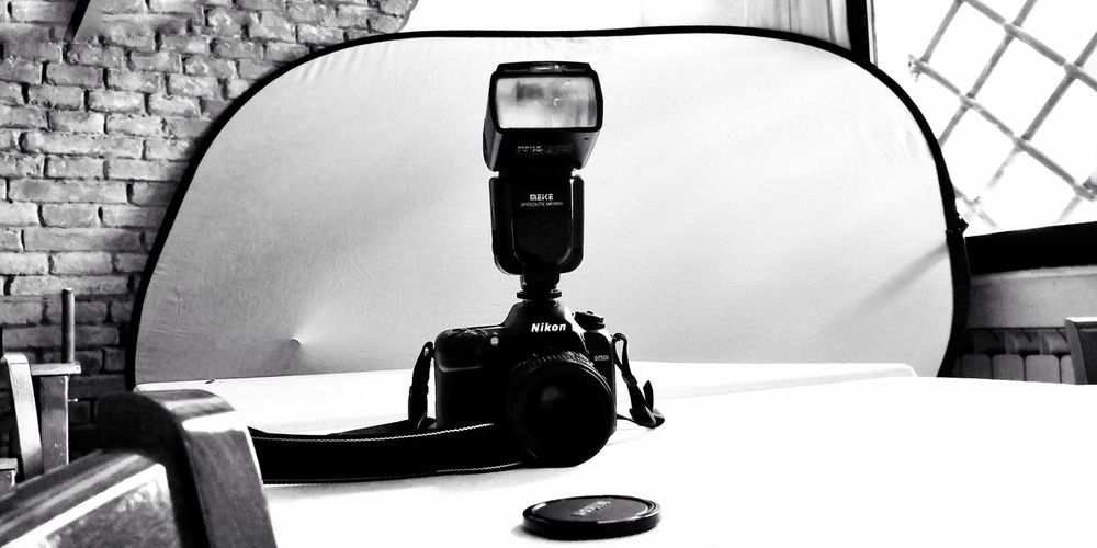 Background Flash Camera - Photographic Equipment EyeEm Best Shots Bologna, Italy Blackandwhite Blackandwhite Photography EyeEm Selects Photography Camera Technology Close-up Photographing Photographic Equipment