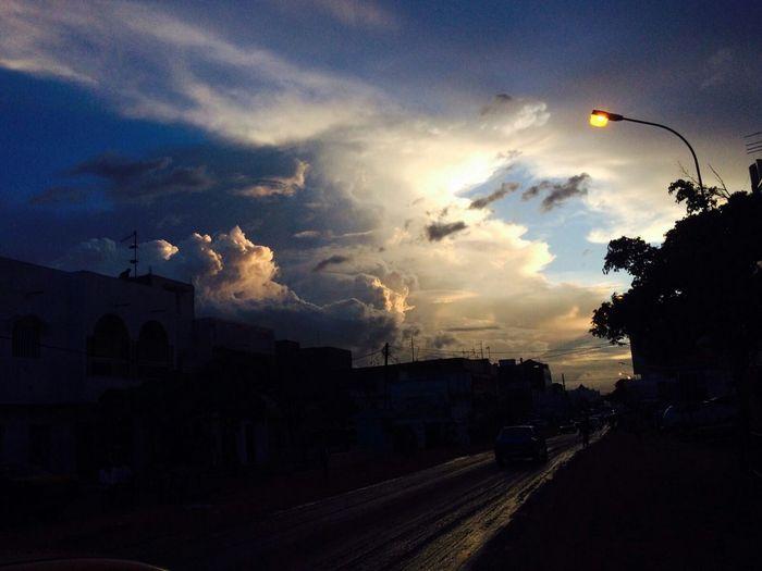 Harmony ~ Sunset Sunsetlover Night Day Clouds Africa Beautiful Art
