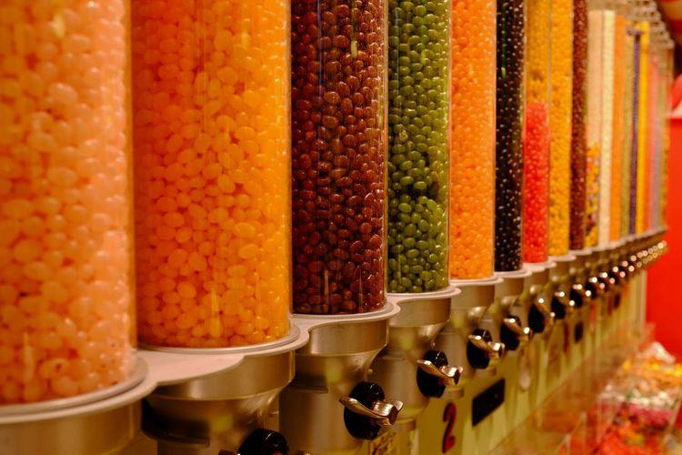 Bonbons Colors