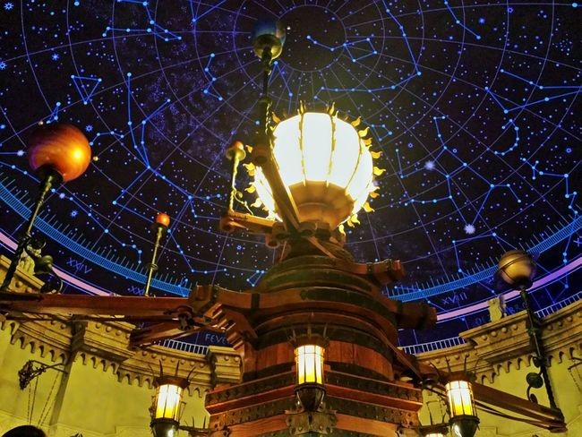 even the happiest place on earth can make you feel existential. 🙏 || Hey Universe Nippon Solar System | Disney Sea Tokyo Japan