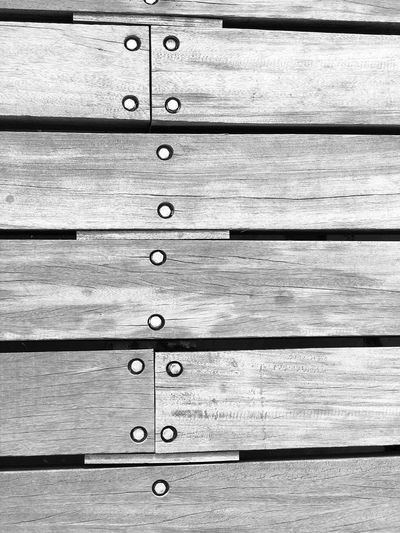 Art Lines Wood Full Frame Backgrounds Pattern Textured  No People Wood - Material Close-up Day Sunlight Built Structure In A Row Outdoors Architecture Striped Repetition Wall - Building Feature Plank Rough Detail Metal