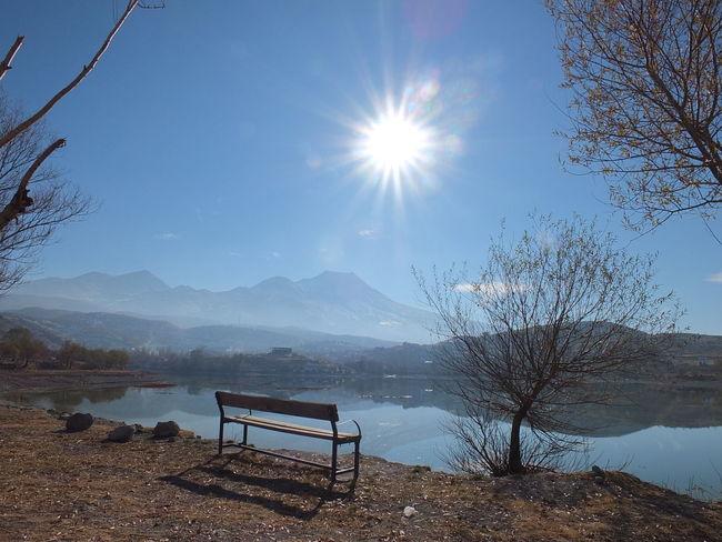 Hasan Dag Vehelvedere Gol... İhlara Valley Shades Of Winter