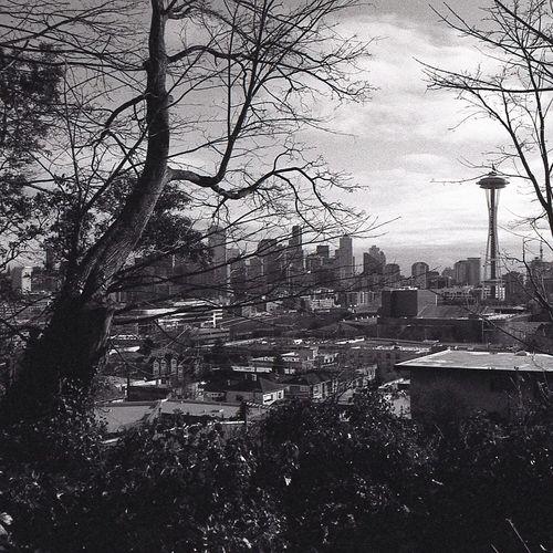Seattle through