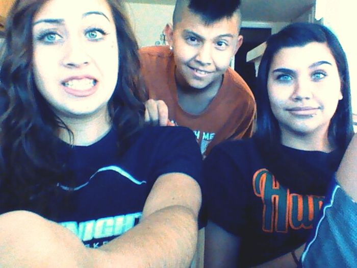Le Brother And Sister (: