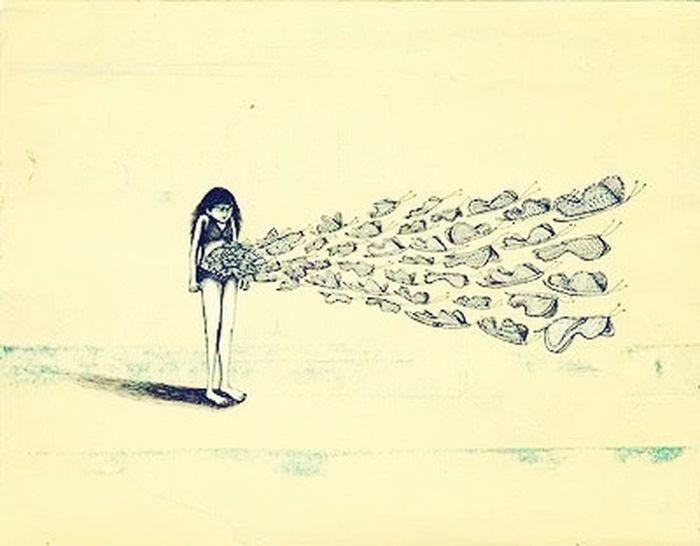 El que se enamora pierde. Antiamor.