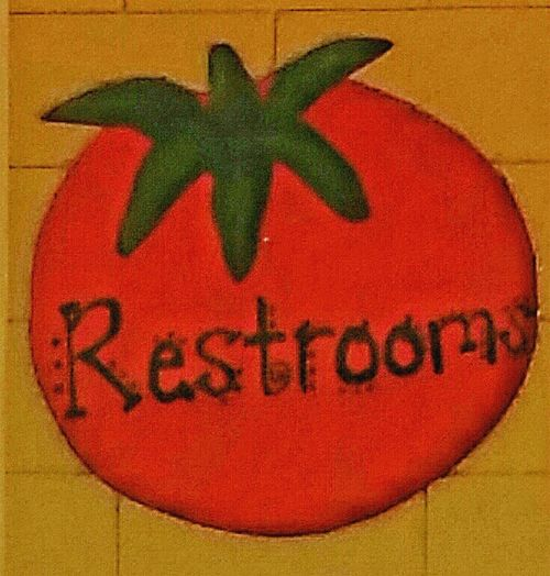 Sign Signs Of Eyeem Tomato Wall Painting Restroom Tomato Sign Painting Where I Come From Crystal Springs Ms Tomato Capital Of The World