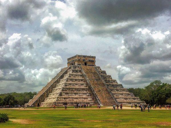 Chichen itza Mexico 7wondersoftheworld Chichenitza