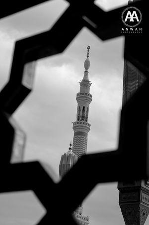 الحرم النبوي الشريف تصويري♡ نيكون المدينة_المنورة
