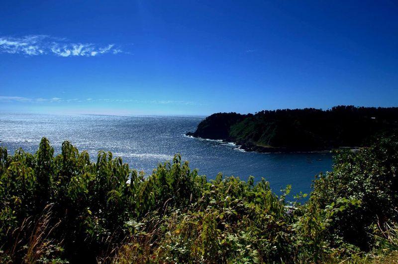 Bahía Mansa.