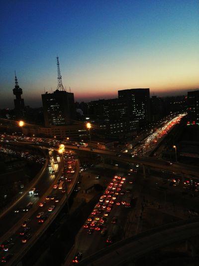 베이징 밤