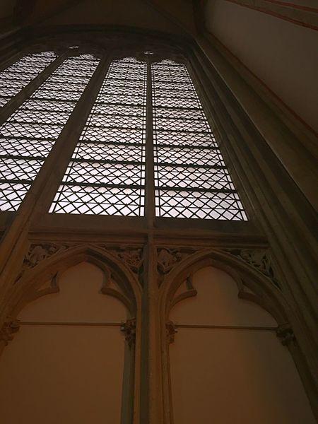Domtoren Domkerk Utrecht Window Church