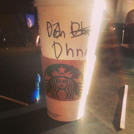 And it's still spelled wrong :( Whatislife Desiproblems Istilllovestarbucks