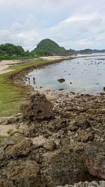 Gua Cina Beach XperiaZ5 Malang INDONESIA Beach