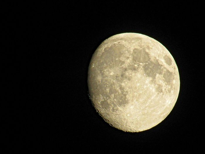 Moon Night Astronomy Planetary Moon Beauty In Nature Moon Surface Tranquil Scene Scenics Nature Tranquility Space Exploration Space And Astronomy Low Angle View Clear Sky Exploration Moonlight To Nights Moon 04/08/2017