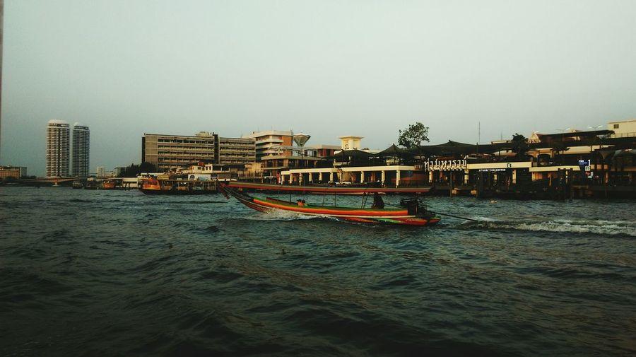 ขุดรูปเก่าดู.ก้อเจอรูปนึงลืมลงวันศุกร์ที่แล้ว ? ? Asian CultureOn The Ferry Ferry Views On The River Boatlife So Deep So Fresh Enjoying The View Good View