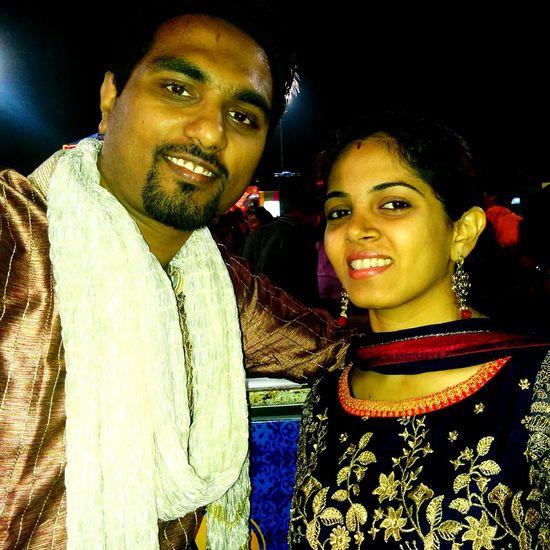 Navratri Night At YMCA Navaratri2016