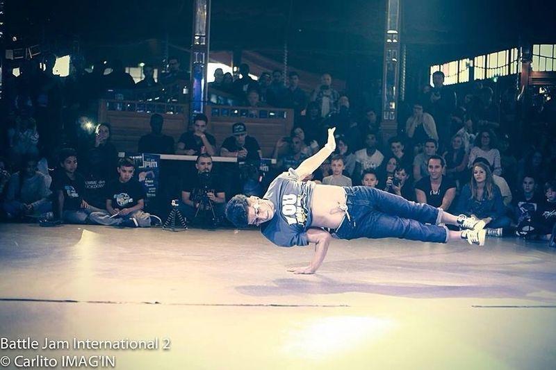 Le Havre Dance Battle Inside Hip Hop